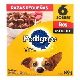 six-pack-sobres-pedigree-razas-pequenas